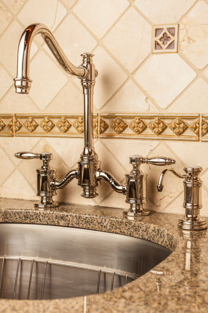 Waterstone Annapolis Bridge Faucet