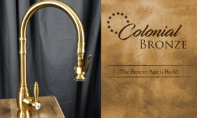 Waterstone Faucets colonial bronze