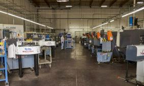 Waterstone Factory CNC machines