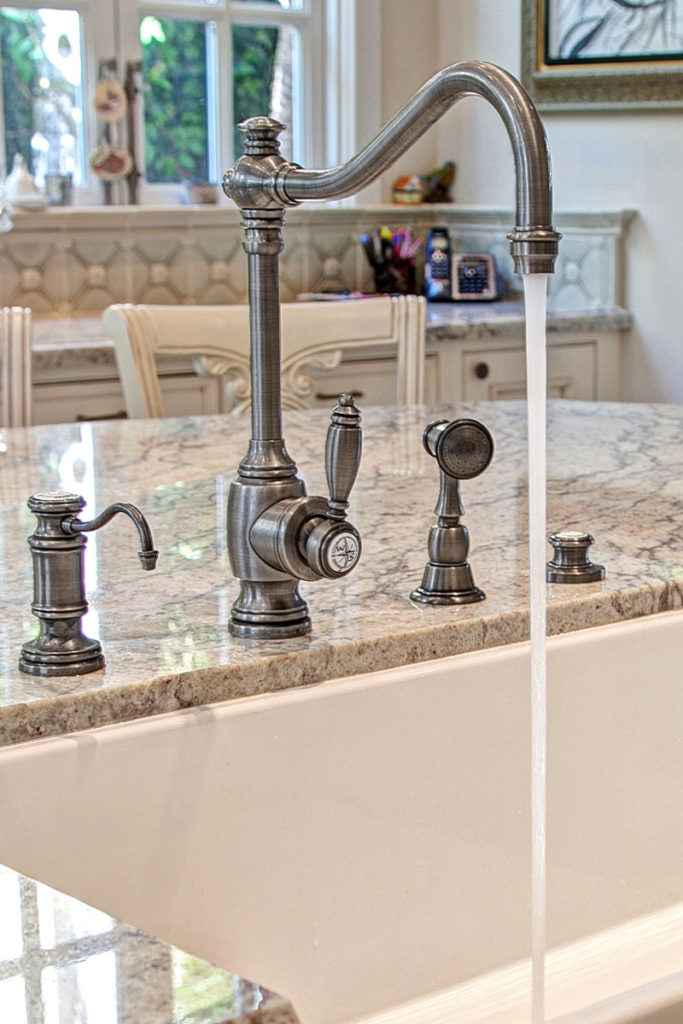 Waterstone 5500 Annapolis Kitchen Faucet Wow Blog