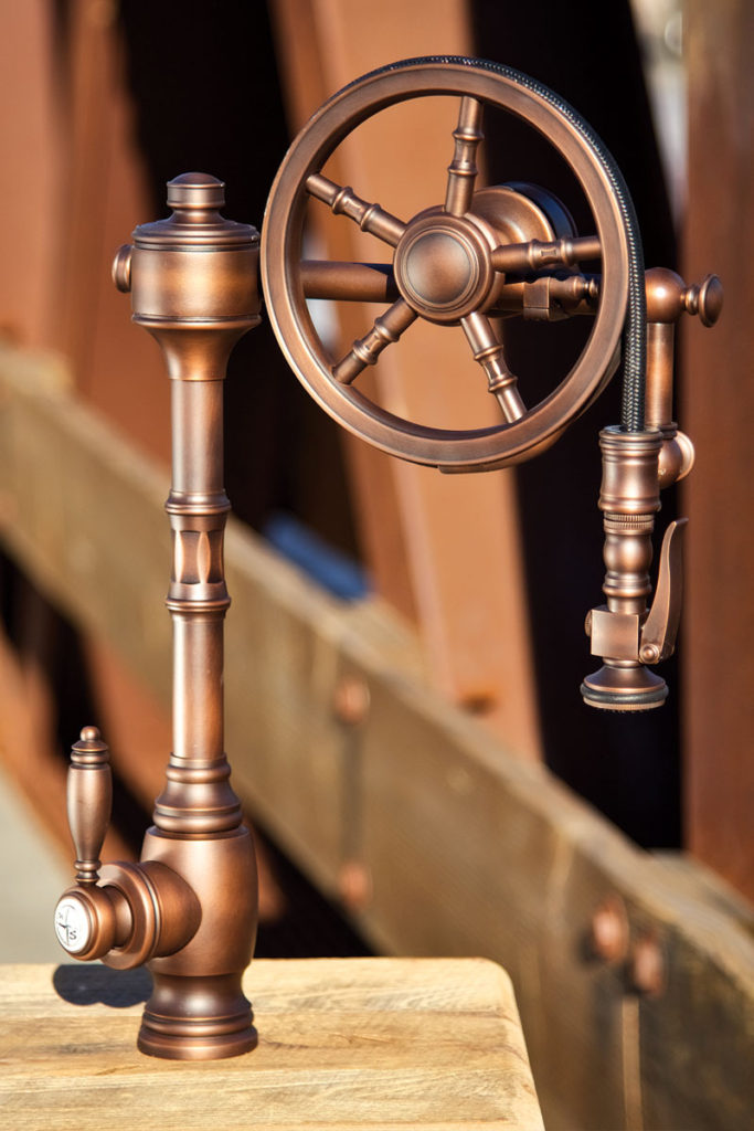 Waterstone Faucet Kitchen Gallery
