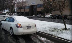 Murrieta Snow Day