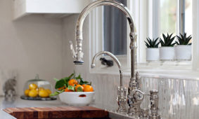 Waterstone introduces pulldown faucet