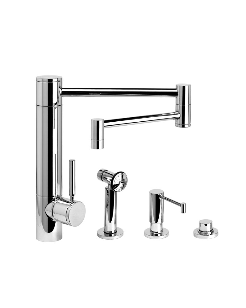 Waterstone Hunley Kitchen Faucet w/ 18\