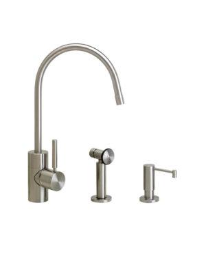 Parche Kitchen Faucet - 2pc. Suite