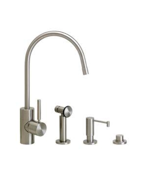 Parche Kitchen Faucet - 3pc. Suite