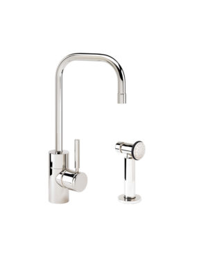 Fulton Prep Faucet w/ Side Spray
