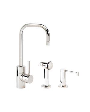 Fulton Prep Faucet - 2pc. Suite