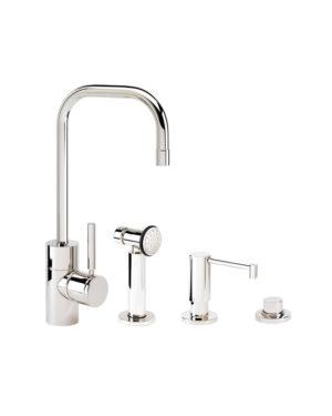 Fulton Prep Faucet - 3pc. Suite