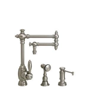 """Towson 12"""" Kitchen Faucet - 2pc. Suite"""