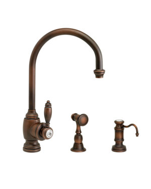 Hampton Kitchen Faucet - 2pc. Suite