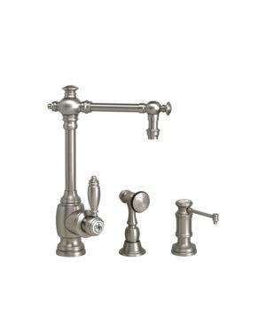 Towson Prep Faucet - 2pc Suite