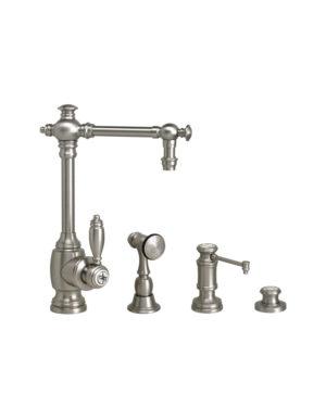 Towson Prep Faucet - 3pc Suite