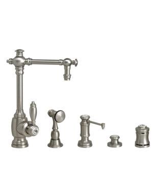 Towson Prep Faucet - 4pc Suite