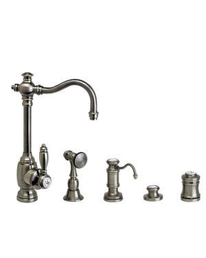 Waterstone Annapolis Prep Faucet - 4pc Suite