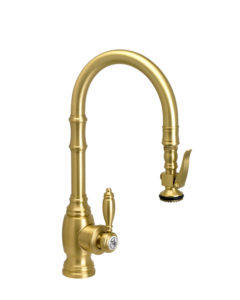 Traditional PLP Prep Size Pull Down Faucet