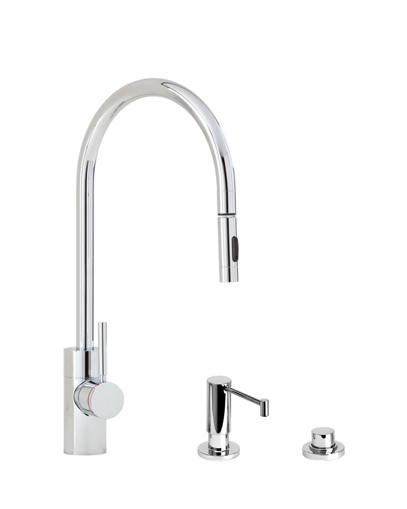 Waterstone Contemporary PLP Pulldown Faucet