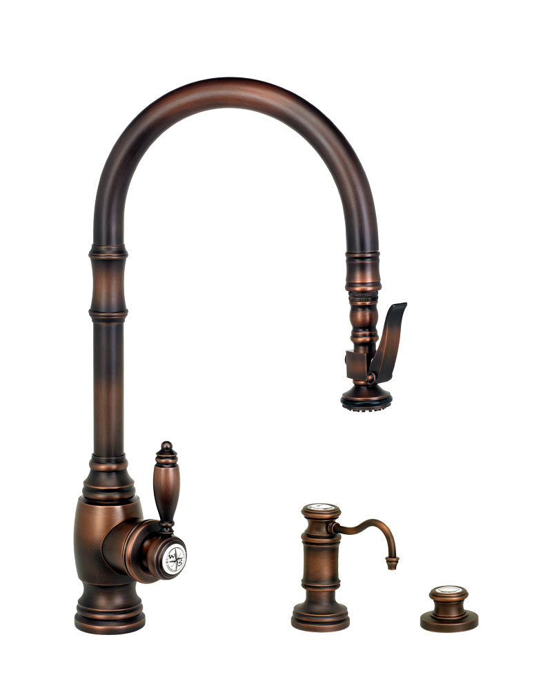 pull c faucet handle products single faucets out down danze kitchen