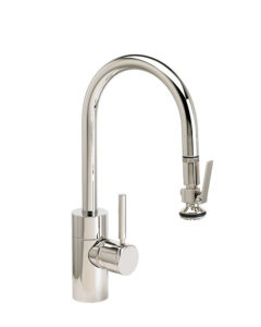 Contemporary PLP Prep Size Pull Down Faucet 5930