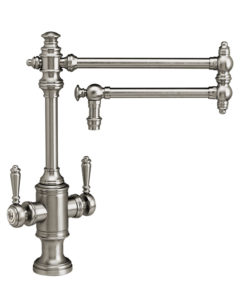 "Towson 18"" Two Handle Kitchen Faucet 8010-12"