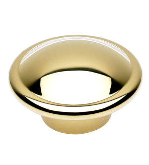 Unlacquered Polished Brass - UPB