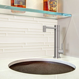 Waterstone Hunley filtration faucet