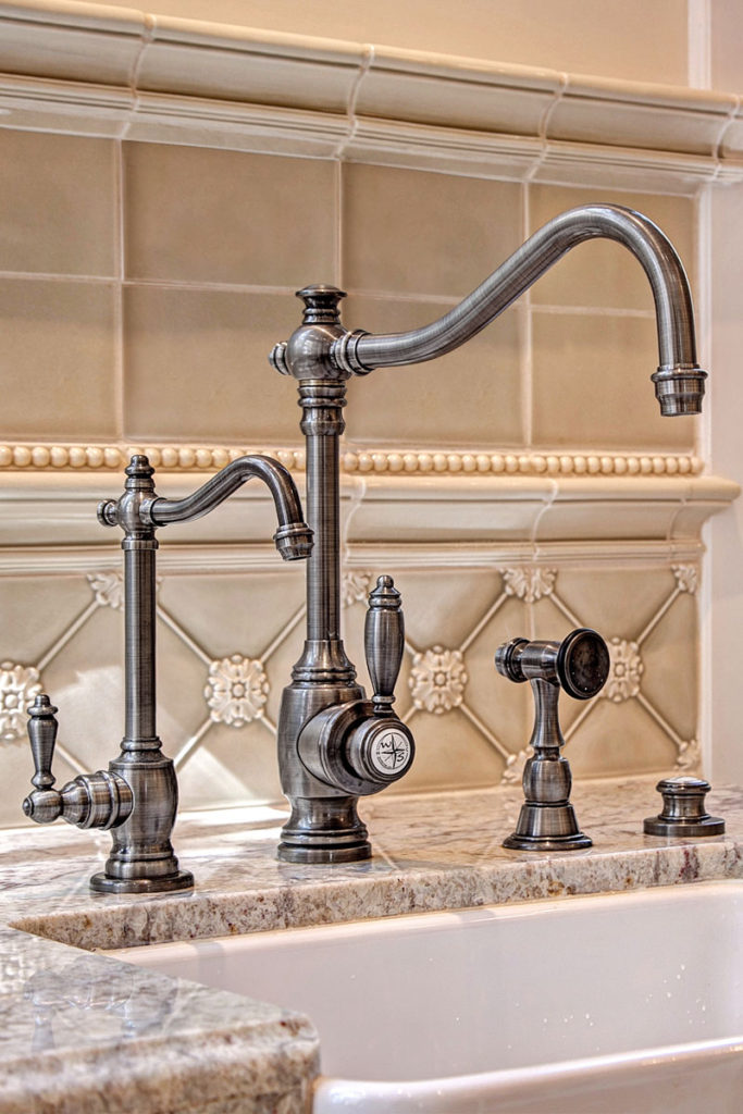 images pull marshall baths waterstoneusa faucets best cabinets faucet teal waterstone ideas pinterest k on by down traditional blue kitchen kitchens pulldown