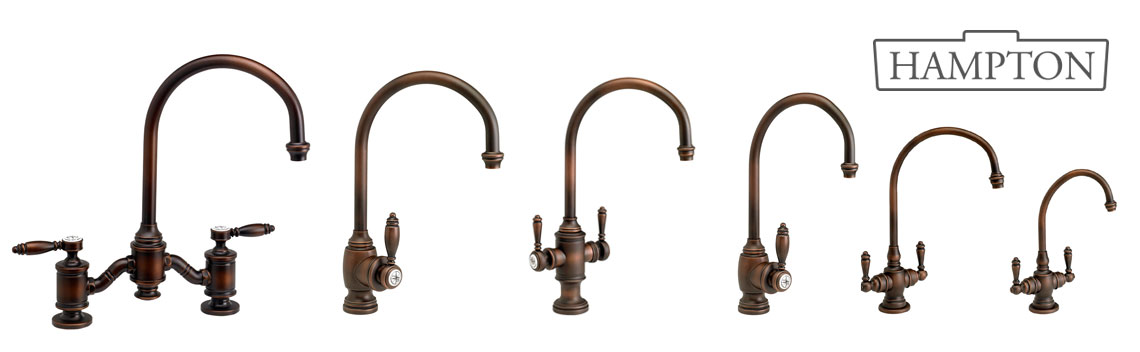 Waterstone Hampton Faucet Suite