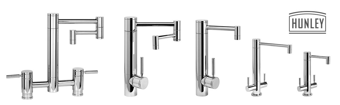 Waterstone Hunley Faucet Suite