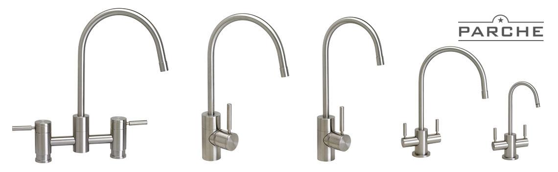 Waterstone Parche Faucet Suite