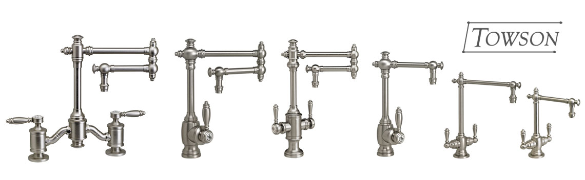 Waterstone Towson Faucet Suite