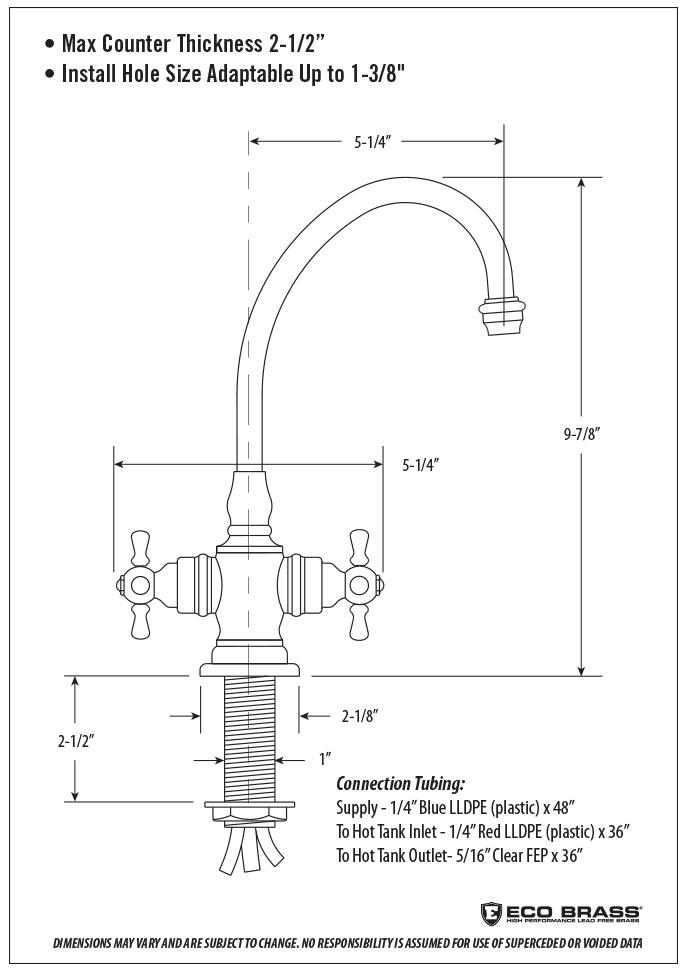 Waterstone 1250HC specs