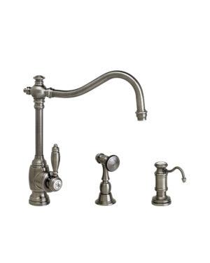 Annapolis Kitchen Faucet - 2pc. Suite