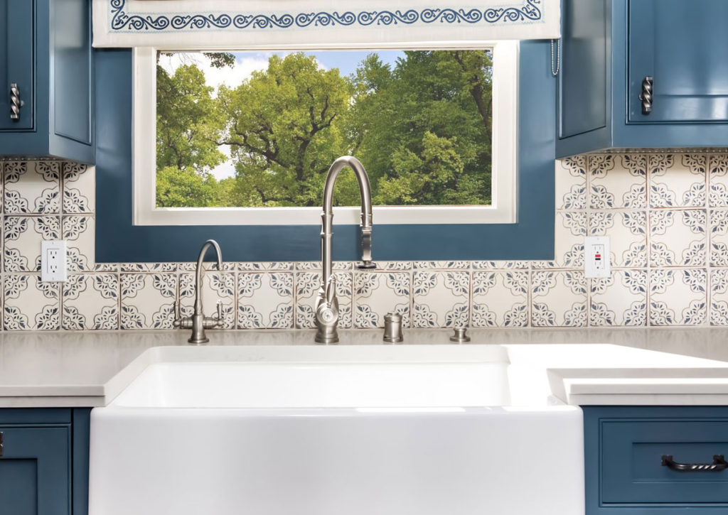 Waterstone Traditional Extended Reach PLP Pulldown Faucet 2pc ...