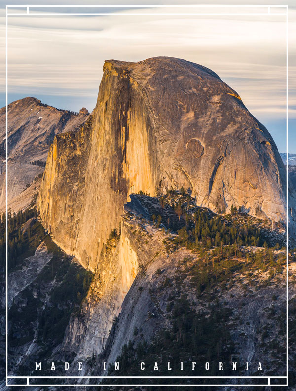 Half Dome California