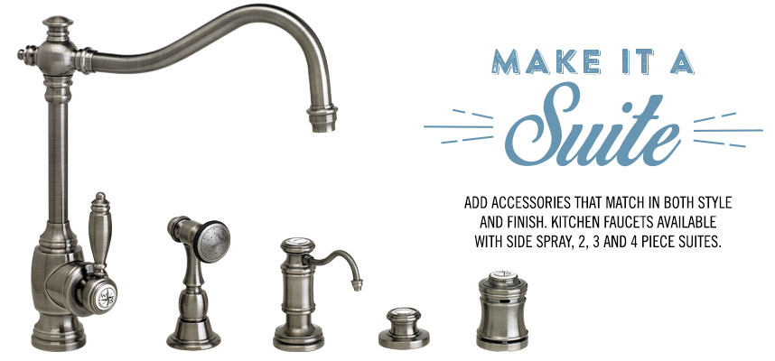 Kitchen Faucets | Waterstone Luxury Kitchen Faucets