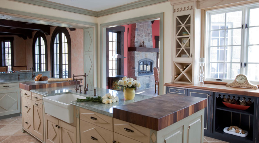 Kitchen Designs by Ken Kelly – Williston Park, NY