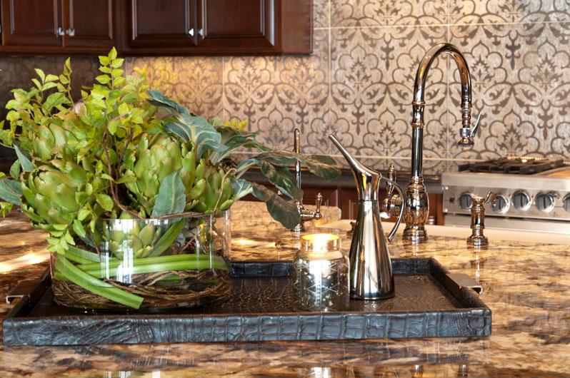Robeson Design San Diego Ca Waterstone Luxury Kitchen