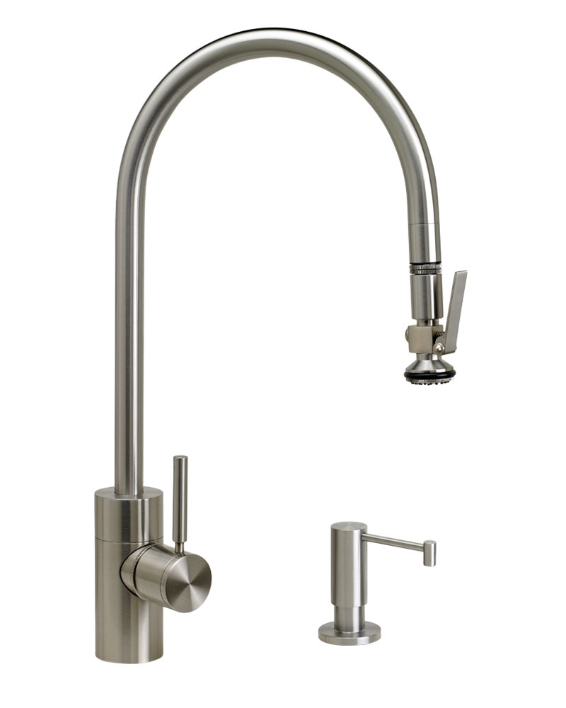 Waterstone Extended Reach PLP Pulldown Faucet 5700-2
