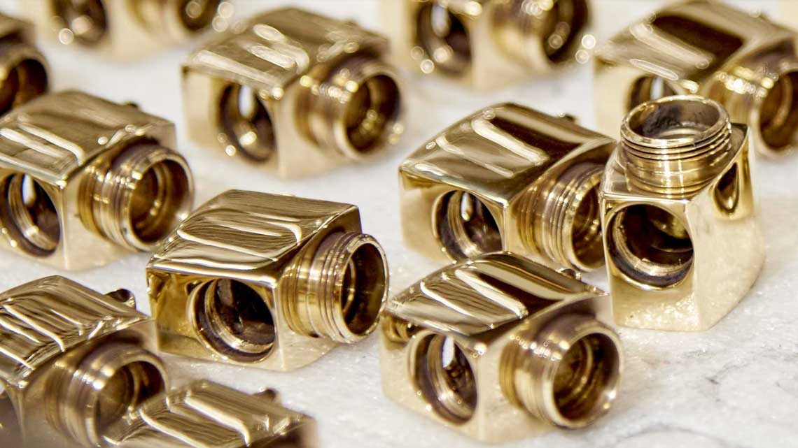 Waterstone faucets brass parts