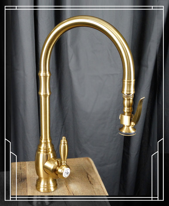 Waterstone High-End Luxury Kitchen Faucets