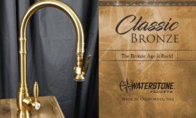 Waterstone Classic Bronze Finish