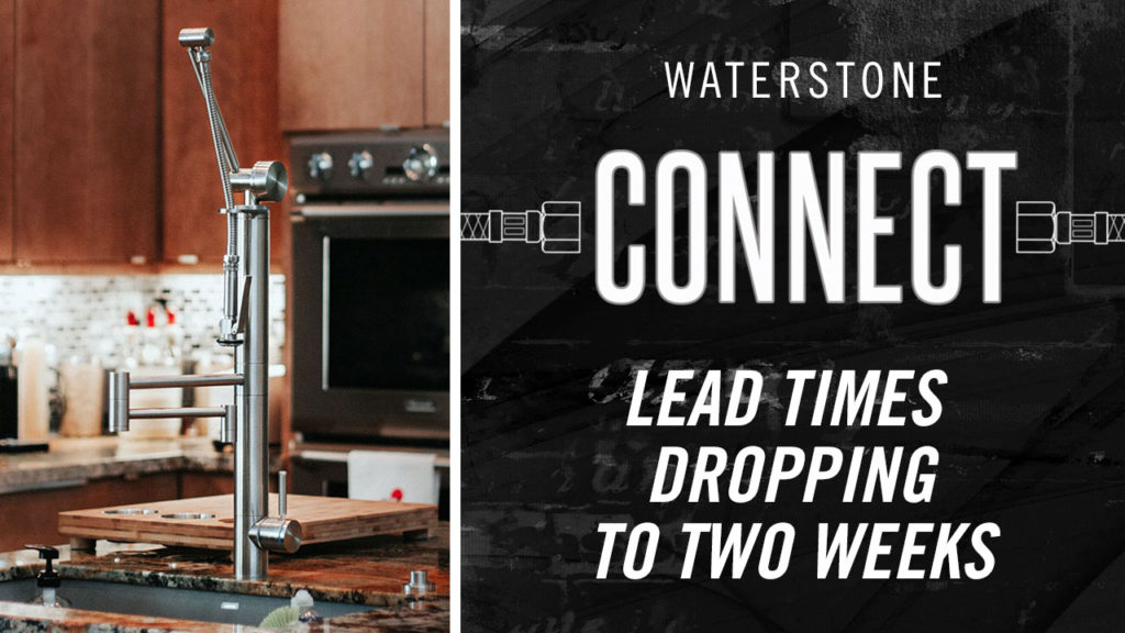 "Message: ""Lead Times Dropping Again"" from Chris Kuran 
