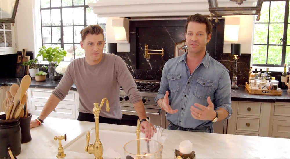 Nate Berkus And Jeremiah Brents California Dream House Waterstone