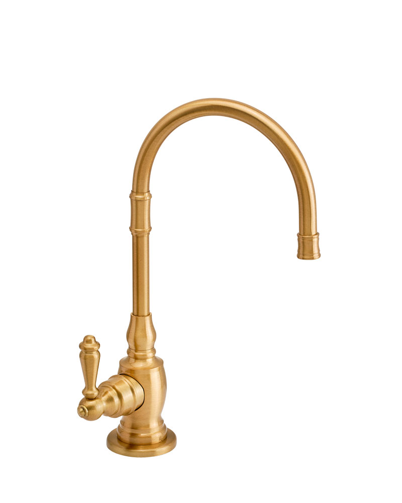 Waterstone Pembroke Hot Only Filtration Faucet 1202H