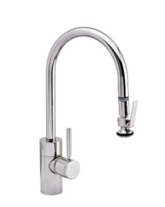 Contemporary PLP Pull Down Faucet