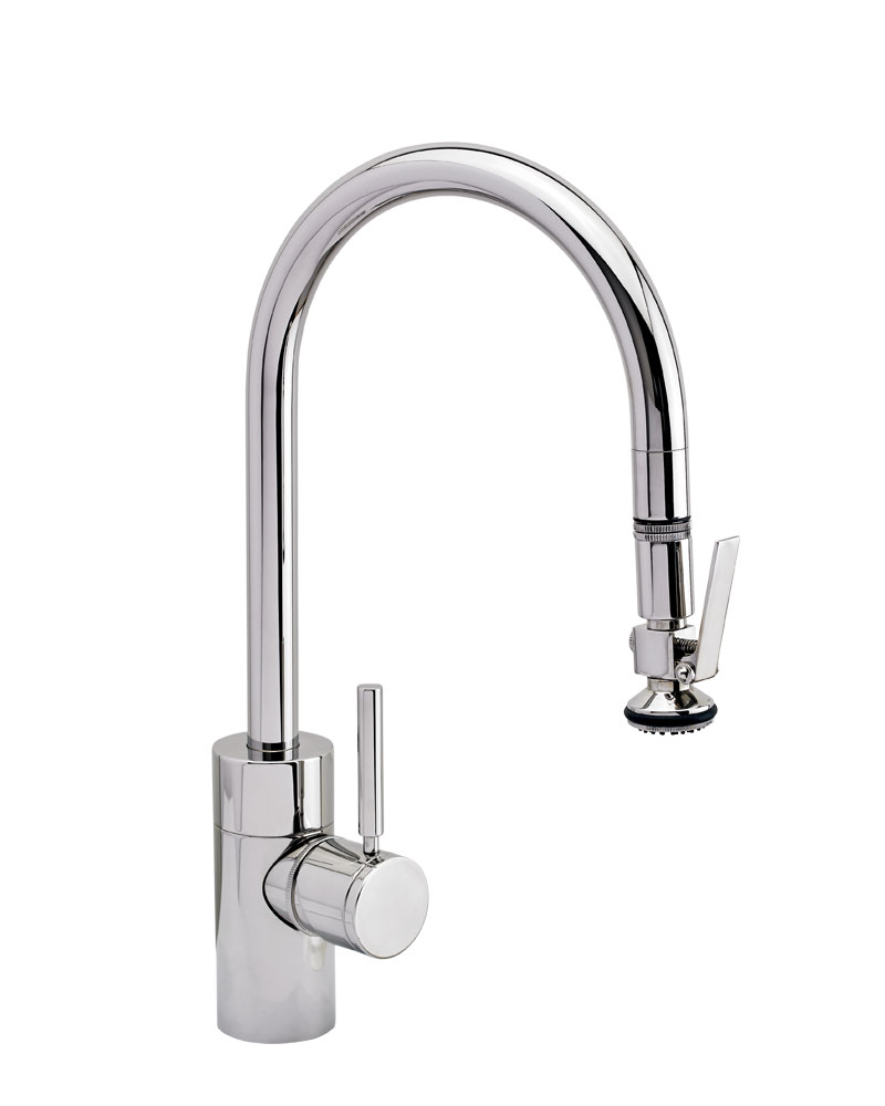 Waterstone Contemporary Pulldown Faucet 5800