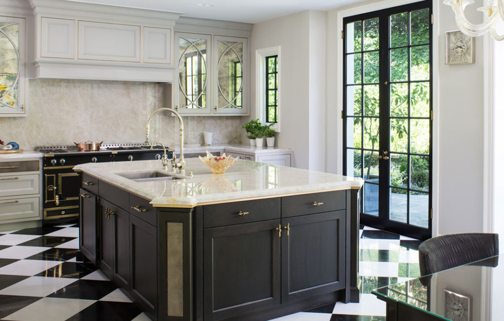 Cooper Pacific Kitchens West Hollywood Ca Waterstone Luxury Kitchen Faucets