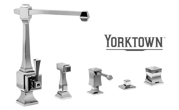 Waterstone Yorktown Faucet Suite