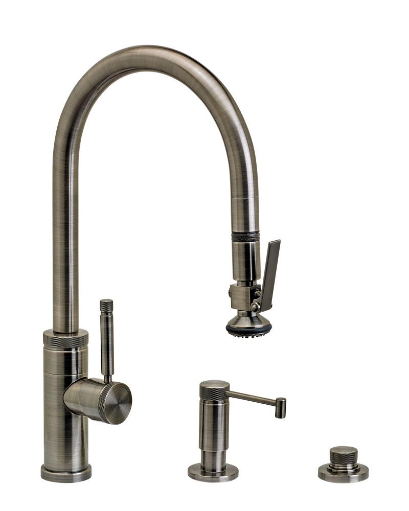 Waterstone Industrial Pulldown 3pc Suite 9800-3
